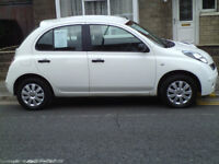 NISSAN MICRA 1.3 2009 ONLY 13,159 MILES