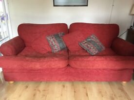 FREE - Three-seater and two-seater DFS Sofas - FREE