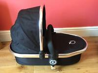 Icandy Peach Blossom Lower Carrycot Black Magic