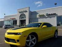 2014 Chevrolet Camaro 2LT Leather Nav Headup Sunroof Backup Cam