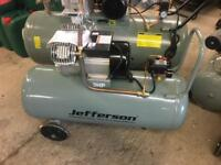 Jefferson 100 Litre V Pump Compressor 230V