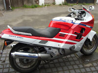 HONDA CBR 1000 FOR SPARES OR REPAIR