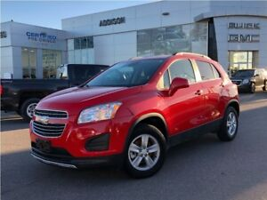 2016 Chevrolet Trax LT AWD Only 5,805 km's