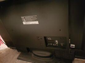 Hitachi 42 inch tv (used)