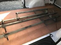 Mercedes Vito heavy duty roof rack may fit Transit sprinter reanult etc