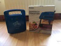 Sandwich Toasters SilverCrest