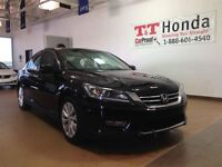 2013 Honda Accord EX-L *Local Trade, No Accidents, Leather*