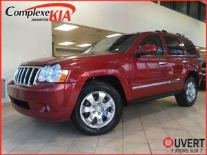 2010 Jeep Grand Cherokee Limited CUIR TOIT 4X4 S.CHAUFFANT DEM.D