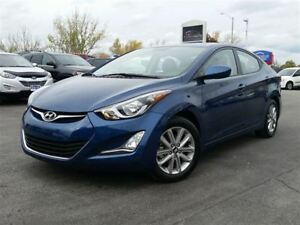 2016 Hyundai Elantra SPORT-SUNROOF-CAMERA-BLUETOOTH-HEATED SEATS