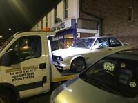 24/7 recoveries...FREE Scrap Car Collection 02089179229 (24hr line)