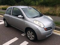 NISSAN MICRA AUTOMATIC,50K MILES FROM NEW