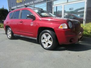 2010 Jeep Compass 4X4 NORTH EDITION W/ ALLOYS AUX PORT PWR GROUP