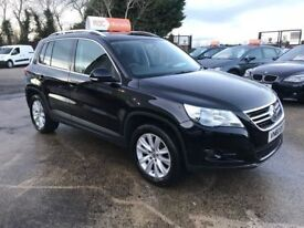 Late 2010 Volkswagen Tiguan 2.0 TDI Match 4 Motion **Full History** *FINANCE AND WARRANTY* (crv,golf