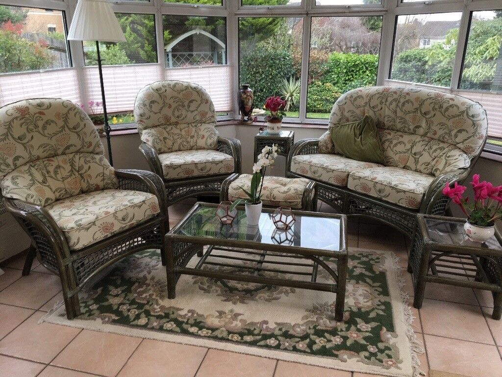 Complete conservatory furniture set in redhill surrey gumtree
