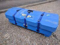 Protechtor Hardware Case, blue, 45x19x12 (big!)