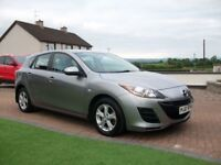 Jan 2010 Mazda 3 TS D *ONLY £30 ROAD TAX*LOW INSURANCE *
