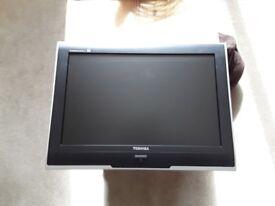 Toshiba 19 inch television
