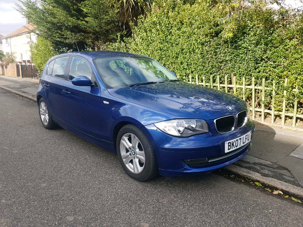 BMW 118i Automatic immaculate car px wellcome