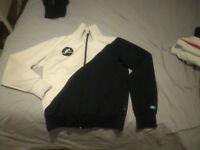 Nike, sport zip long sleeve, Size S