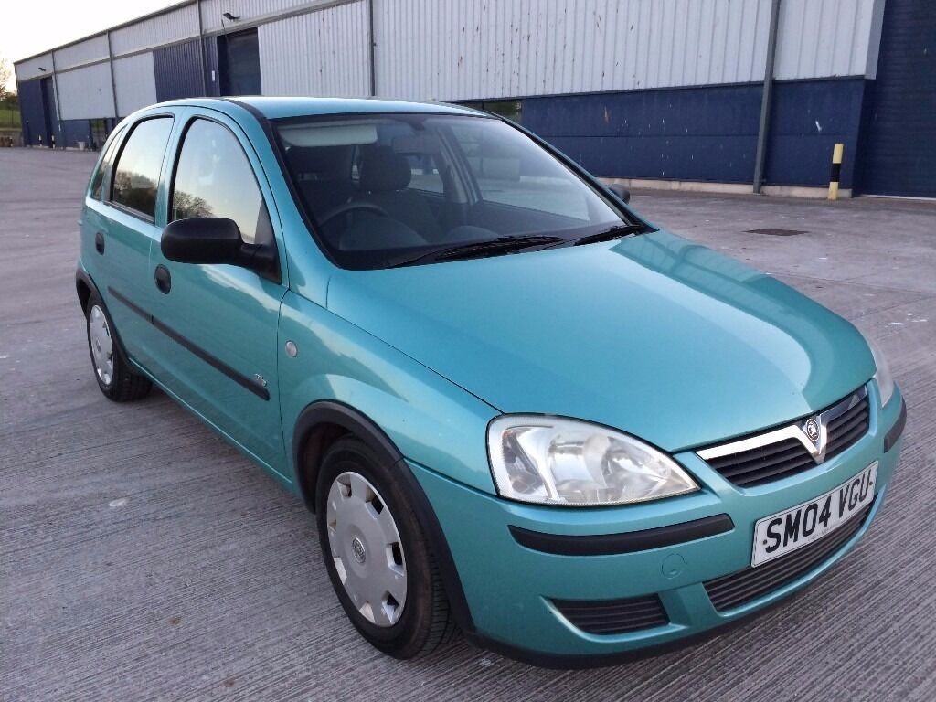 2004 vauxhall corsa life 1 2 16v in carlisle cumbria gumtree. Black Bedroom Furniture Sets. Home Design Ideas