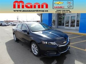2016 Chevrolet Impala LT - Remote start, Rear view camera, Alloy