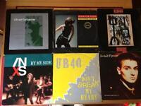 """12"""" vinyls"""