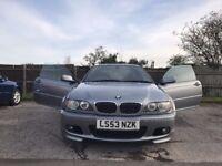 BMW 330Ci coupe mSport