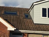 Double Roman Roof Tiles /Slates