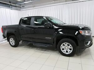 2017 Chevrolet Colorado IT'S A MUST SEE!! LT 4x4 2.8L DIESEL CRE