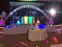 DISCO HIRE FOR WEDDINGS,BIRTHDAY'S ,CHILDRENS PARTIES , NOW TAKING BOOKINGS FOR 2019