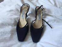Designer. Shoes. £400 new. Hand made