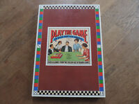 Play the Game – The book that you can Play! - First Edition 1978