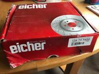 Eicher Premium Brake discs and pads