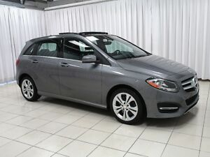 2015 Mercedes-Benz B-Class B250 4MATIC 5DR HATCH