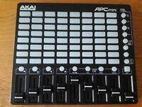 AKAI APCmini Ableton Live controller