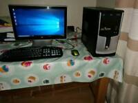 I5 desktop pc complete