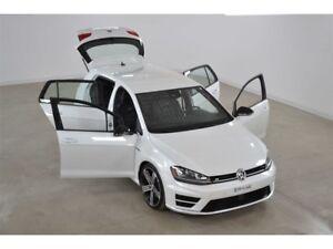 2016 Volkswagen Golf R Tech GPS*Fender*Cuir*Camera Recul* DSG