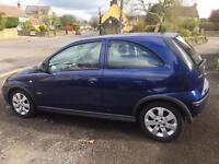 Vauxhall Corsa 1.3 cdti diesel Low mileage