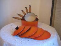 Le Creaset Pans