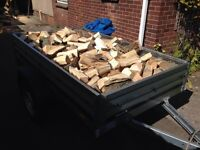 Hardwood firewood forsale stock up for winter