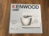 Kenwood KMC515 Chef Premier Food Mixer, 4.6 L - White - NEW