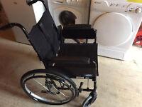 Lomax Uni 8 Self Propelled Wheelchair