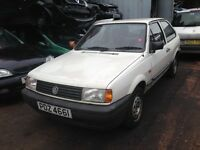 1994 Volkswagen Polo MK2 1.0 CL coupe white BREAKING FOR SPARES