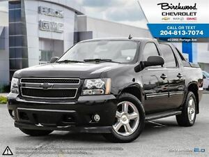 2010 Chevrolet Avalanche LT   CREW 4X4 LEATHER SUNROOF