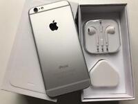 iPhone 6 16gb silver ( Vodafone)