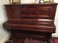 Upright Piano For Sale - Rich sound, good condition