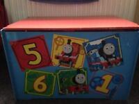 Thomas Toy Box & Hello Kitty 1