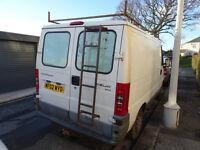 work van for sale. Citroen Relay 1000 TD HDI SWB
