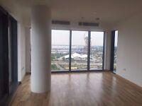 Brand New - Incredible views - 2 balconies - 14th floor - 770sqft- gym! Perfect 2bed 2bath flat! JS