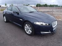 "JAGUAR XF 2.2D [163] SE BUSINESS 2012 ""12"" REG 78,000 MILES"